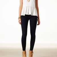 AEO Women's Jegging (Clean Rinse)