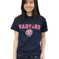 Harvard Crest T-Shirt - The Harvard Shop