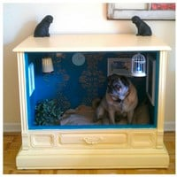 Give Your Dog a Room of His Own | Nosh