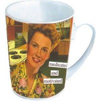 Amazon.com: Paperproducts Mug-motivated: Kitchen & Dining