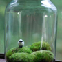 irish landscape with wee wool sheep by weegreenspot on Etsy