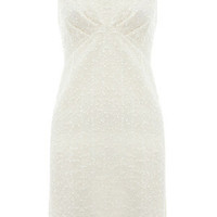 Oasis Shop |  Cream Lavena Lace Dress | Womens Fashion Clothing | Oasis Stores UK