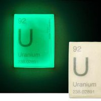 PERIODIC TABLE SOAP - IN YOUR ELEMENT (URANIUM)