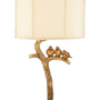 Sterling Industries Brown Three Bird Light 93-052 Table Lamp In Brown