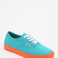 Urban Outfitters - Vans Authentic Neon Scuba Canvas Sneaker