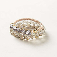 Anthropologie - Shimmered Stone  Bracelet Set
