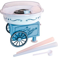 Walmart: Nostalgia Electrics Vintage Collection Hard & Sugar Free Cotton Candy Maker