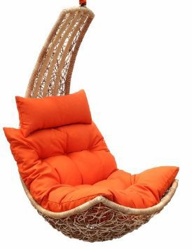Birgitte - Urban Balance Curve Porch Swing Chair Great Hammocks - DL021TW
