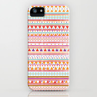 NATIVE BANDANA iPhone & iPod Case by Nika