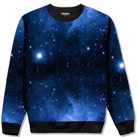 Red Galaxy Hoody