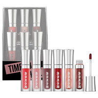 Sephora: Buxom : Time To Shine™ 6-Piece Mini Full-On™ Lip Collection : lip-sets-palettes-lips-makeup