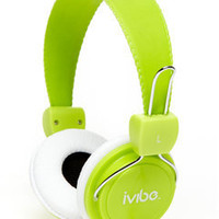 ideeli | AUDIOLOGY iVibe 110 Stereo Headphones