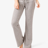 Ribbed Waist PJ Pants