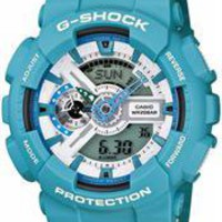 G-Shock  GA-110SN-3ACR Watch | Free Worldwide Shipping