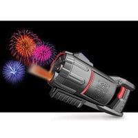 The Handheld Fireworks Light Show Projector - Hammacher Schlemmer