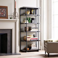 Flat-Bar Bookcase