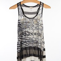 Daytrip Pieced Tank Top - Women's Shirts/Tops | Buckle