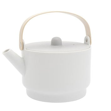 Colour Porcelain Teapot - 50% OFF!  — Woonwinkel