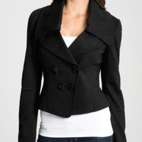 GUESS by Marciano | Women's Outerwear | Shop The Winter 2011 Collection: Annais Riding Jacket