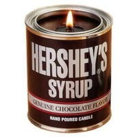 Mostly Memories Hershey's Pint Syrup Soy Candle:Amazon:Home & Kitchen