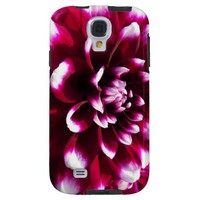 Razzle Dazzle Dahlia Galaxy S4 Case from Zazzle.com