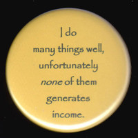 It's Only The Truth Button by kohaku16 on Etsy