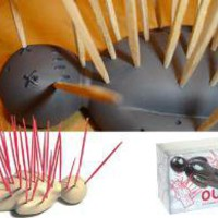 OUCH - THE VOODOO DOLL TOOTHPICK HOLDER