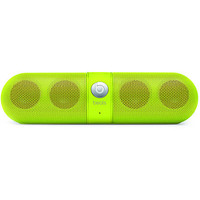 Beats By Dre Beats Pill Neon Yellow Wireless Speakers at Zumiez : PDP