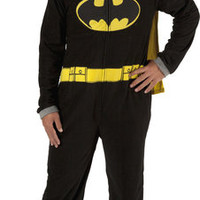 Batman Caped Pajamas