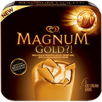 Walmart: Magnum Gold?! Ice Cream Bars, 10.14 fl oz, 3 count