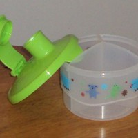 Tupperware Eco Baby Formula Dispenser Snack Container