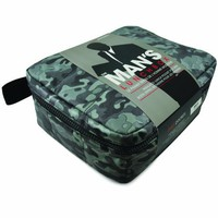 Koko Deep FreshPocket Insulated Man's Lunchbox, Camouflage