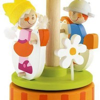 Sevi B My Prince Rotating Music Box Toy