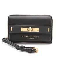 Marc by Marc Jacobs East End Amaze Clutch | SHOPBOP