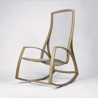Rocking Chair No. 2 - Available for Commission