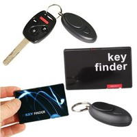 Key Finder Seeker Locator Find Lost Keys Chain Keyring 40m:Amazon:Kitchen & Dining