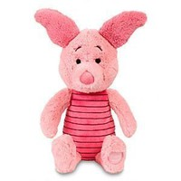 Disney Piglet Plush Toy - 13'in