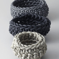 Neoprene Baskets