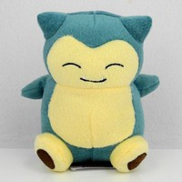New Nintendo Pokemon Snorlax Plush Doll