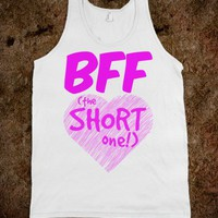 BFF - THE SHORT ONE! TANK