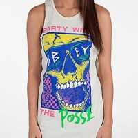 OBEY Party Skull T-Shirt