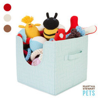 Martha Stewart Pets™ Toy Storage Bin - Dog - Boutique - PetSmart