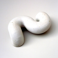 Abstract Sculpture Ceramic Sculpture Minimalist by jorgemealha