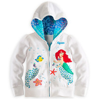 Disney Ariel Hoodie for Girls - Personalizable | Disney Store