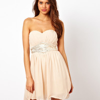 Little Mistress | Little Mistress Prom Dress at ASOS