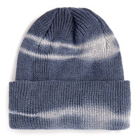 DENIM TIEDYE AFFECT BEANIE - Hats - Shoes and Accessories - TOPMAN USA