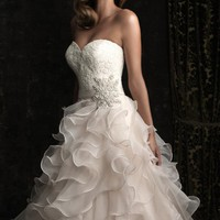 Allure 8955 Dress - MissesDressy.com