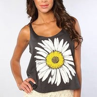 ONeill The Flower Garden Tank,Tops (Sleeveless) for Women
