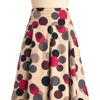 Running in Circles Skirt | Mod Retro Vintage Skirts | ModCloth.com