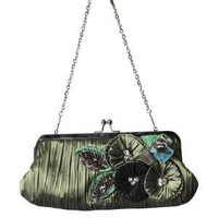 garden elegance clutch - $31.99 : ShopRuche.com, Vintage Inspired Clothing, Affordable Clothes, Eco friendly Fashion